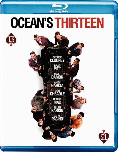 13 друзей Оушена / Ocean's Thirteen (2007) DVDRip