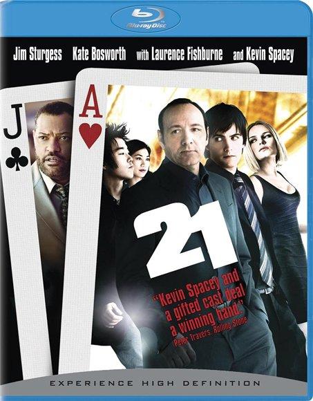 Двадцать одно / 21 (2008) DVDRip