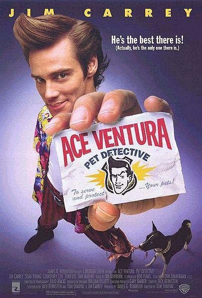 Эйс Вентура - детектив домашних животных / Ace Ventura. Pet Detective
