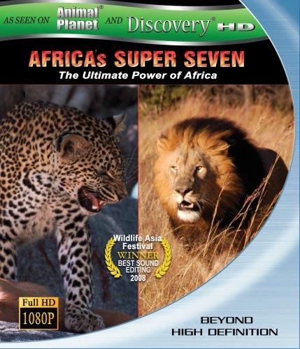 Великолепная семерка Африки / Africa's Super Seven (2006)