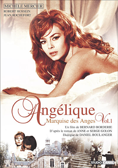 Анжелика, маркиза ангелов / Angélique, marquise des anges
