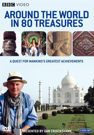 80 чудес света / Around the world in 80 treasures (2005) DVDRip