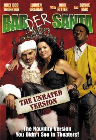 Плохой Санта / Bad Santa (2003) DVDRip