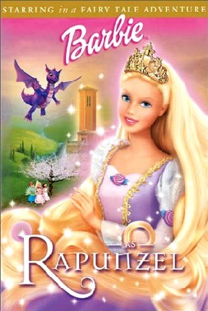 Барби и Дракон /Barbie as Rapunzel/ (2002)