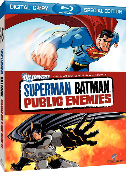 Супермен / Бэтмен: Враги общества / Superman / Batman: Public Enemies (2009)