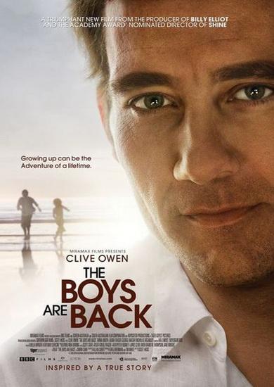 Мальчики возвращаются / The Boys Are Back (2009)