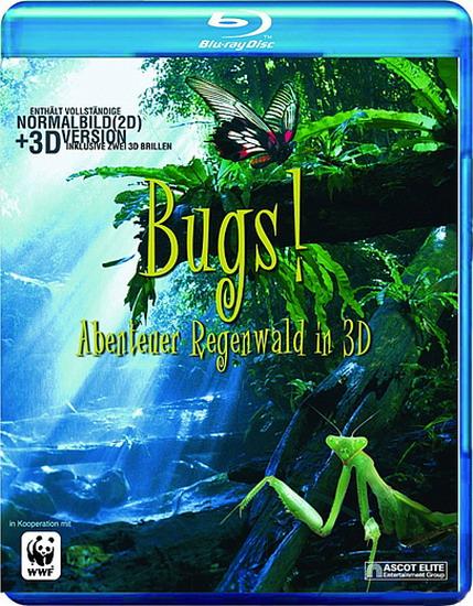 Букашки! 2D / Bugs! 2D (2003)