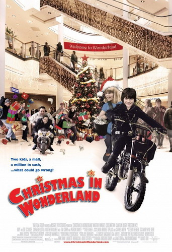 Мільйон на Різдво / Миллион на Рождество / Christmas in Wonderland (2007) DVDRip укр.
