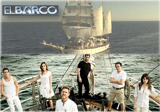 Корабль / El Barco /1 сезон (2011) HDTVRip