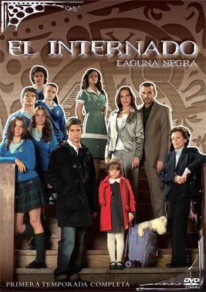 Черная лагуна / El Internado / 1 сезон: 1-6 (6) (2007) DVDRip