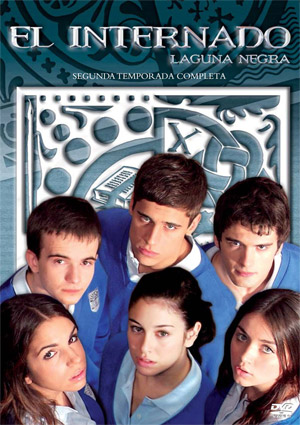 Черная лагуна / El Internado / 2 сезон: 1-8 (8) (2007) DVDRip