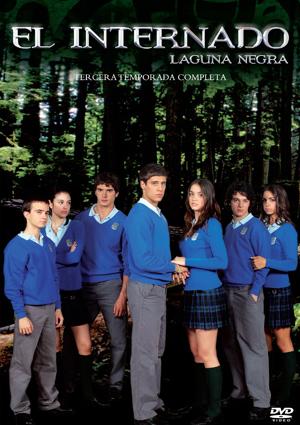 Черная лагуна / El Internado / 3 сезон: 1-9 (9) (2008) DVDRip