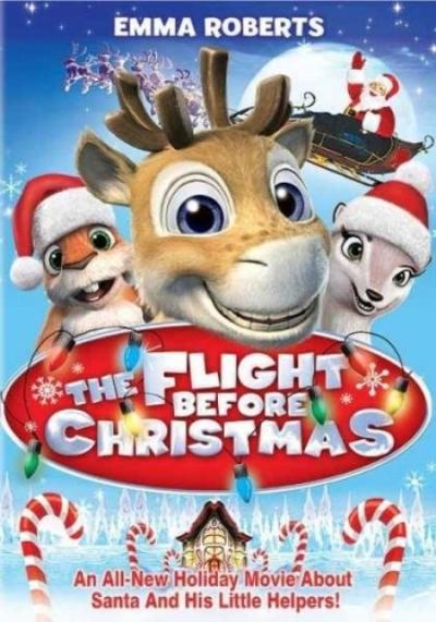 Ніко - шлях до зірок / Полет перед Рождеством / The Flight Before Christmas (2008) BDRip укр.