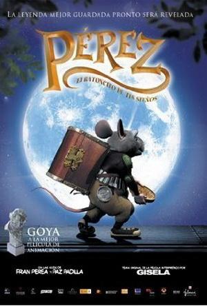 Приключения мышонка Переса / Hairy Tooth Fairy, The / Raton Perez, El (2006)