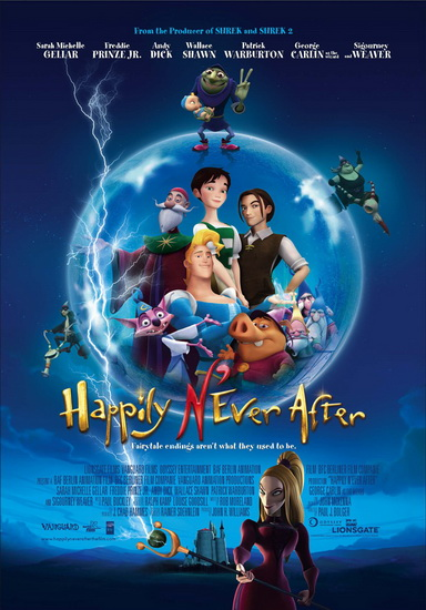 Новые приключения Золушки / Happily N'Ever After (2007)