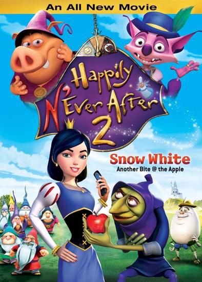 Новая история Белоснежки / Happily N'Ever After 2 (2009