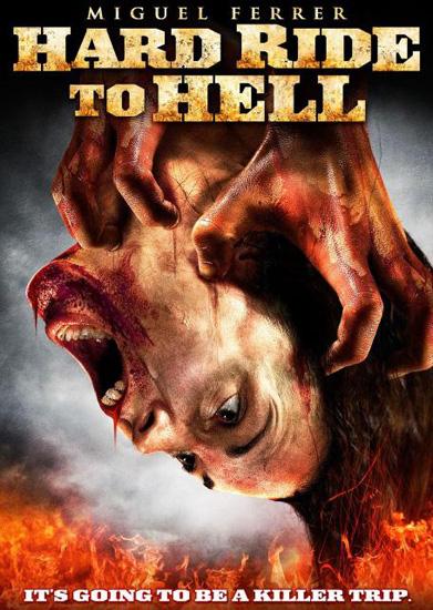Адская гонка / Hard Ride to Hell (2010) DVDRip