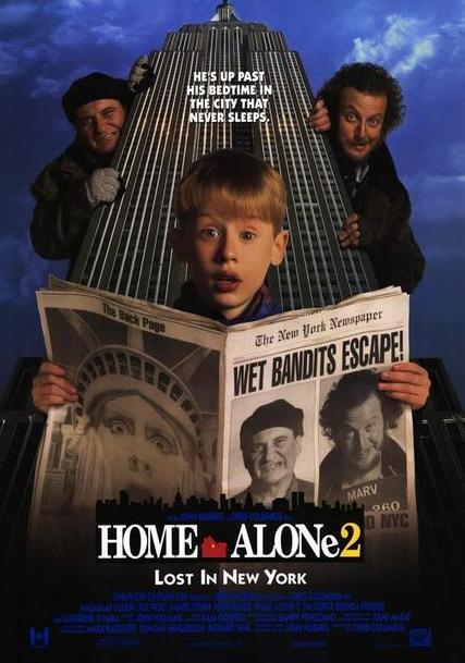 Один Дома 2 Потерянный в Нью Йорке / Home Alone 2: Lost in New York