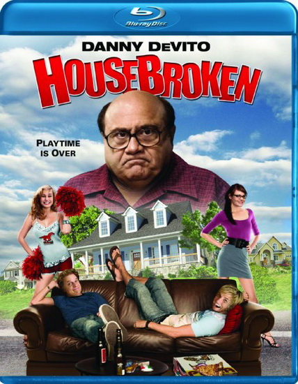 Дом вдребезги / Взломанный дом / House Broken (2009)