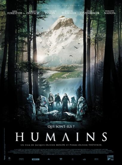 Почти как люди / Humains (2009)