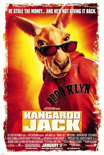 Кенгуру джек kangaroo jack