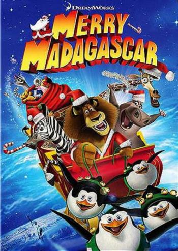 Рождественский Мадагаскар / Счастливого Мадагаскара / Merry Madagascar / ТВ-версия