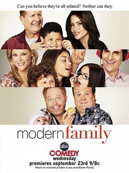 Семейные ценности / Modern Family (2009)
