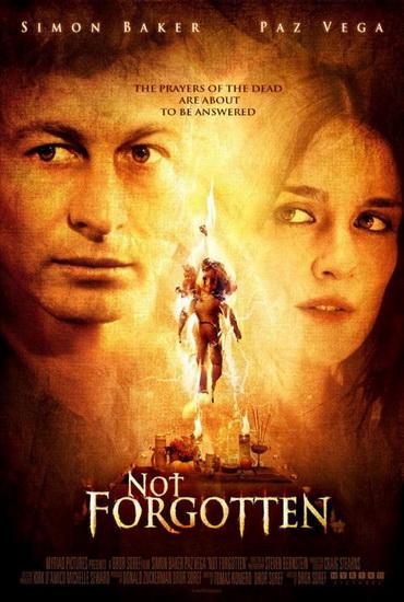 Невозможно забыть / Not Forgotten (2009)
