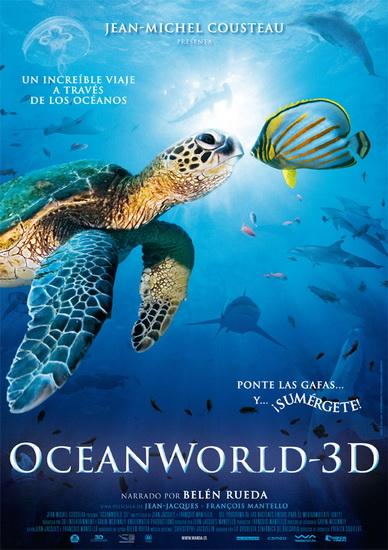 Большое путешествие вглубь океанов 3D / OceanWorld 3D (2009)
