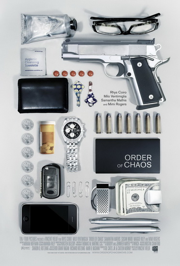 Теория хаоса / Order of Chaos (2010) DVDRip