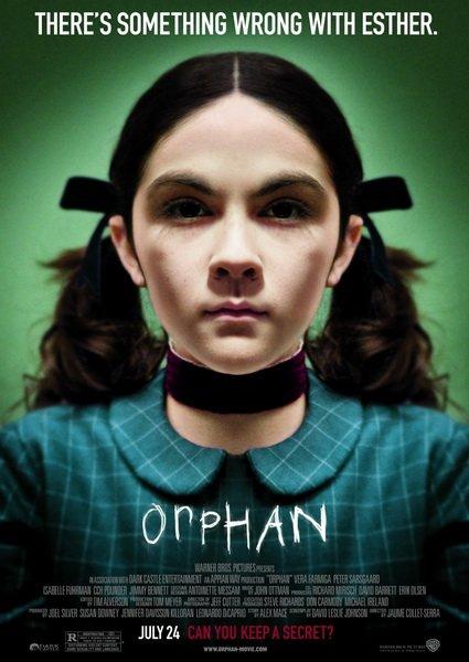 Дитя тьмы / Orphan (2009)