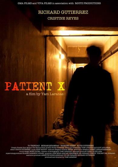 Пациент Х / Patient X  (2009)