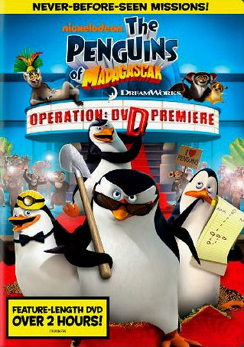 Пингвины Мадагаскара: Операция ДВД / The Penguins Of Madagascar: Operation DVD (2010)