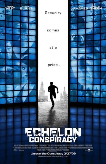 Подарок / Echelon Conspiracy (DVDRip)