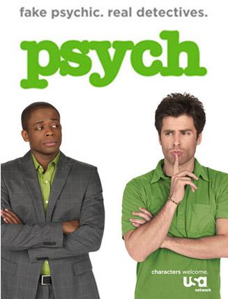 Ясновидец / Psych / 4 сезон (2009)