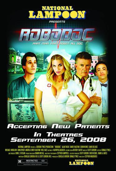 Доктор Робот / RoboDoc (2009)