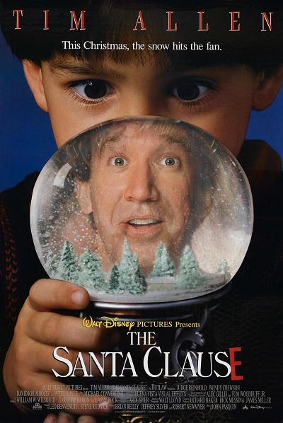 Санта Клаус / The Santa Clause (1994) DVDRip