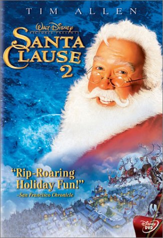 Санта Клаус 2 / The Santa Clause 2 (2002) DVDRip