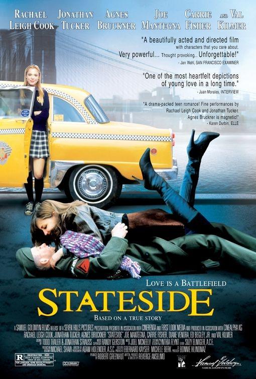 Увольнительная / Stateside (2004) DVDRip