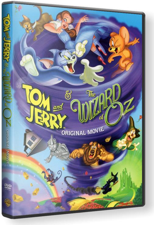 Том и Джерри и волшебник из страны Оз / Tom and Jerry the Wizard of Oz (2011) HDRip
