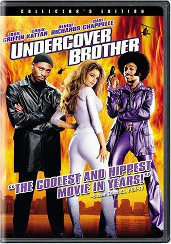Тайный брат / Undercover Brother