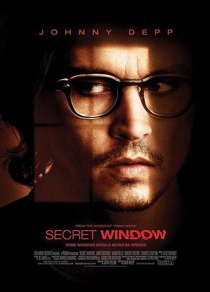 Тайное окно / Secret Window (2004) DVDRip