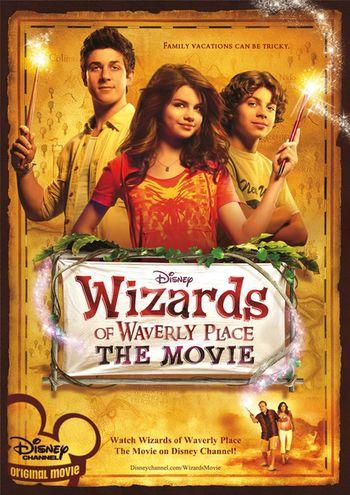 Волшебники из Уэйверли / Wizards of Waverly Place: The Movie