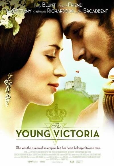 Молодая Виктория / The Young Victoria (2009)