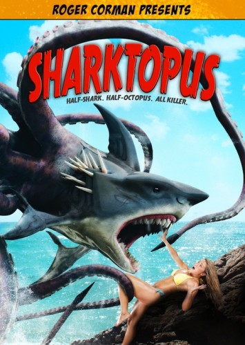 Акулосьминог / Sharktopus (2010) SATRip