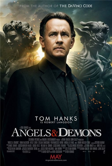 Ангелы и Демоны / Angels & Demons (2009) DVDRip