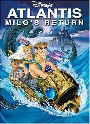 Атлантида 2: Возвращение Майло / Atlantis II: Milo's Return
