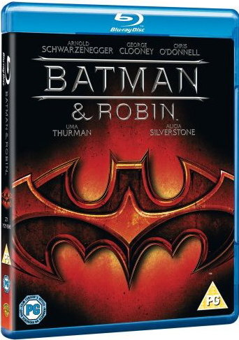 Бэтмен и Робин / Batman & Robin (1997) DVDRip