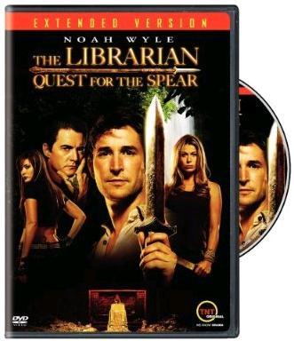 Библиотекарь 3: Проклятье иудовой чаши / The Librarian: The Curse of the Judas Chalice (2008) DVDRip Eng/Rus