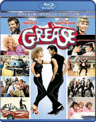 Бриолин / Grease (1978) HDRip